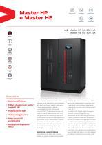 Master HP & Master HE