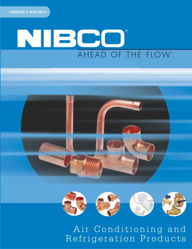 Air Conditioning and Refrigeration Products Catalog