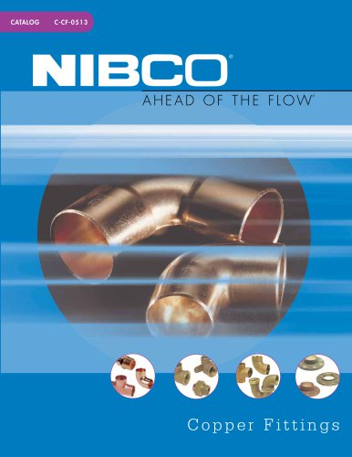Copper Fitting Catalog