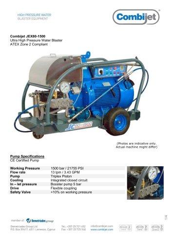 Combijet JEX80-1500