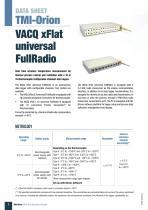 VACQ xFlat universal FullRadio