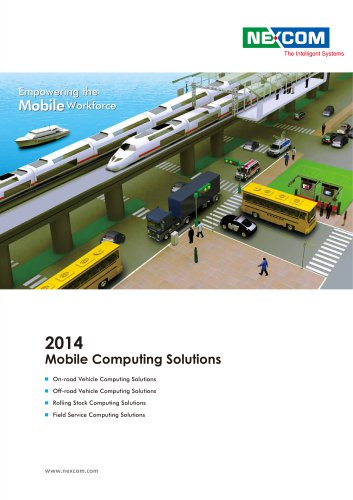 2014 Mobile Computing Solutions