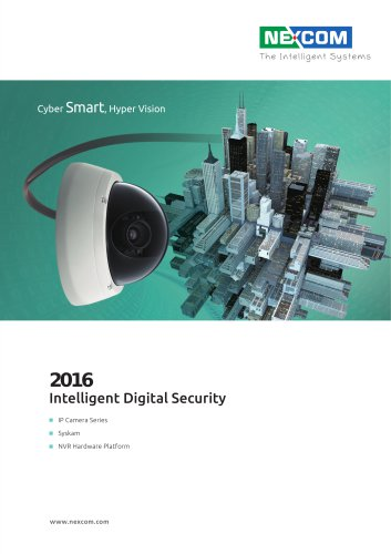 2016 Intelligent Digital Security