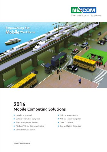 2016 Mobile Computing Solutions
