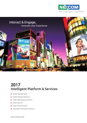 2017 Intelligent Platform & Services