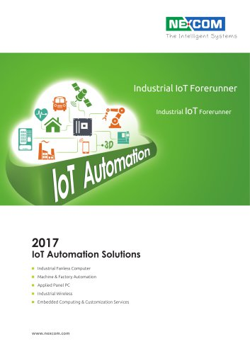 2017 IoT Automation Solutions