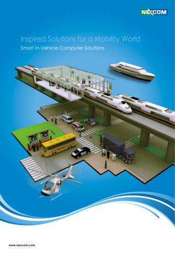 VTC Series In-Vehicle Computer Brochure