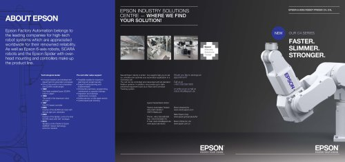 Epson ProSix C4