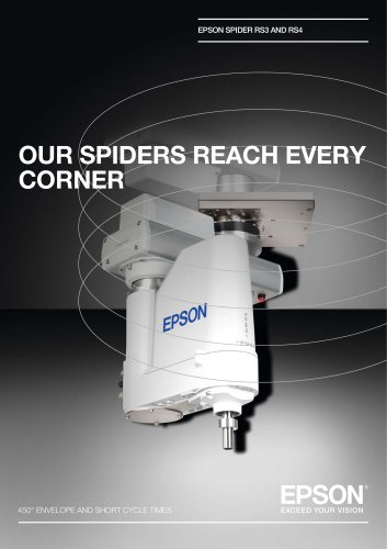 Epson Spider RS3 - RS4