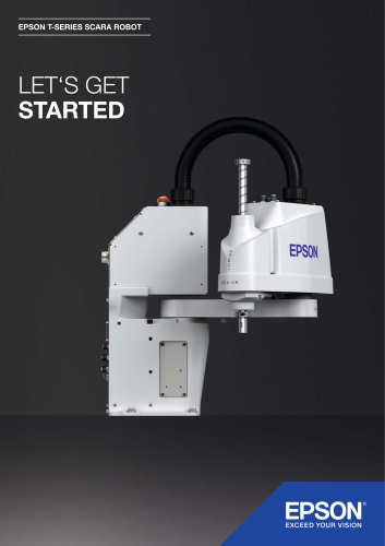 EPSON T-SERIES SCARA ROBOT