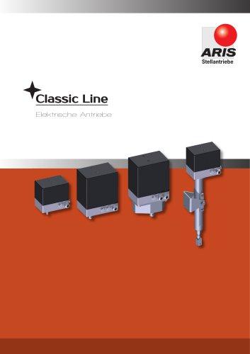 Catalogue Classic Line
