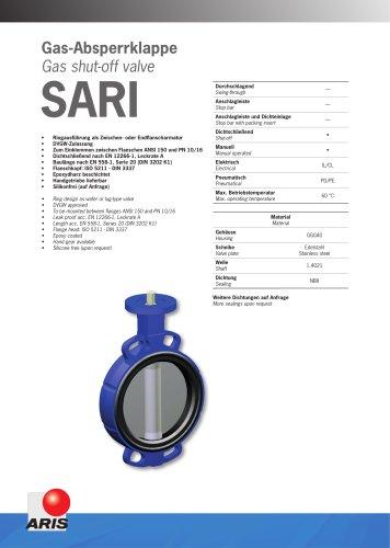 Gas Shut-off Valve SARI