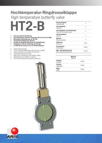 High-temperature Ring-type Valve HT2-B