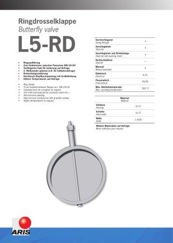 Ring-type Valve L5-RD