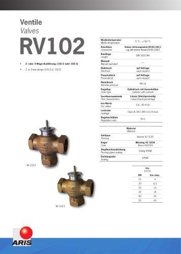 Valve RV 102
