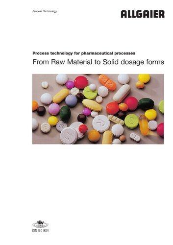 Pharmatical process
