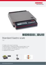 Standard Gastro scale 7135