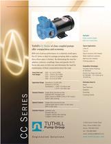 CC Series Close Coupled Pumps