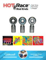 High-Temp Rod Ends/Linkages