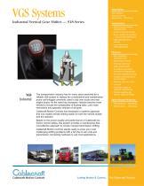 Industrial Vertical Gear Shifter — 918 Series