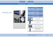 Elektro E 100 M – E 120 M Brochure en