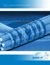 BAND-IT Electric Fastening Solutions Guide