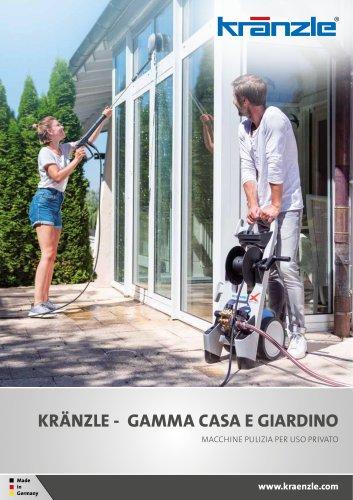 KRÄNZLE - GAMMA CASA E GIARDINO