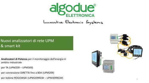 UPM209-309Smart Kit_report