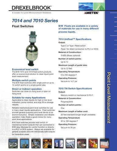 701X Series Data Sheet