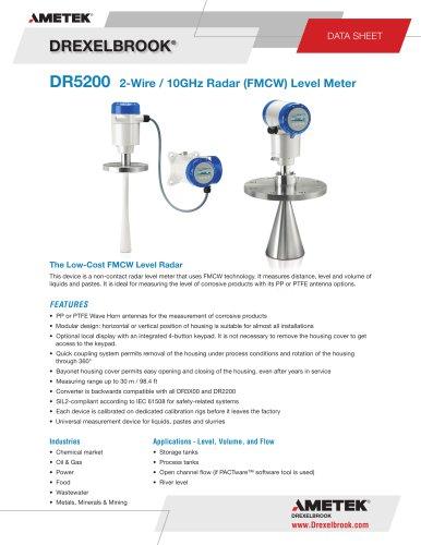 DR5200 Series
