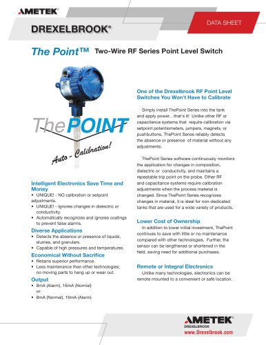 PNL Series, ThePoint, Loop Powered