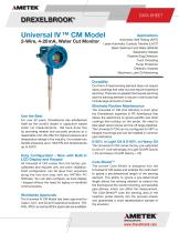Universal IV ™ CM Model