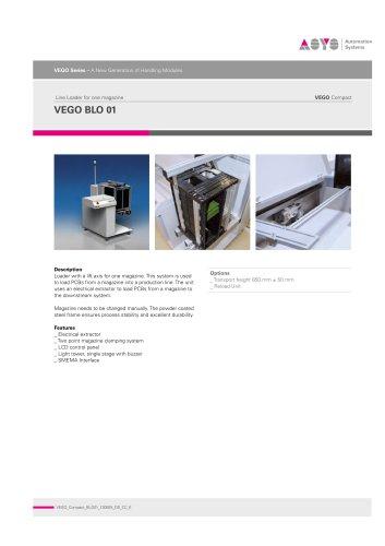 VEGO Compact BLO 01