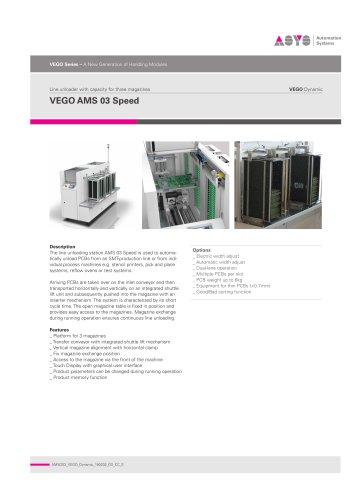 VEGO Dynamic AMS 03 Speed