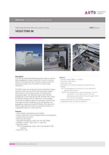 VEGO Dynamic TDM 06
