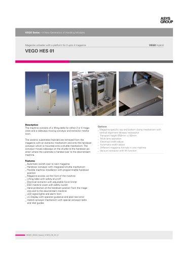 VEGO Hybrid HES 01