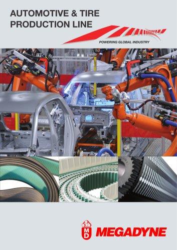 AUTOMOTIVE & TIRE PRODUCTION LINE