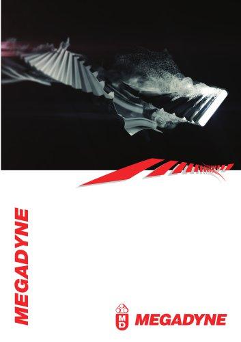 MEGADYNE PRODUCTS LEAFLET