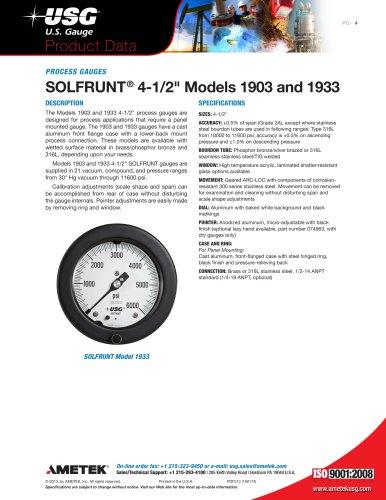 SOLFRUNT® 4-1/2