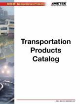 rotron transportation catalog