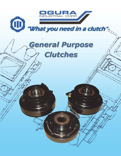 General Purpose Clutches brochure