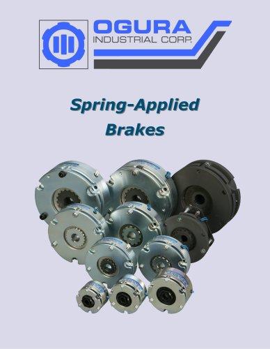 Spring Applied Brake brochure