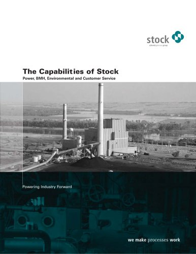 Capabilities of Stock