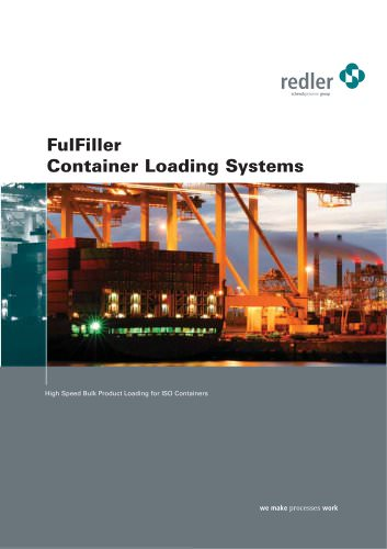 FulFiller®  Container Loading System