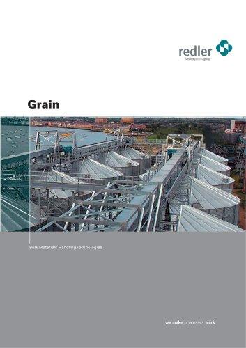 Grain Bulk Materials Handling Technologies