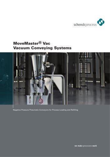 MoveMaster® Vac Vacuum Conveying Systems