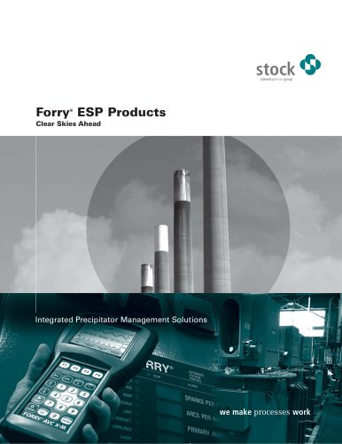 Stock Forry® ESP Products
