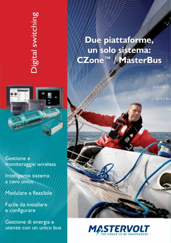 MasterBus + CZone