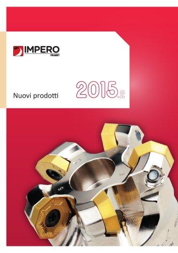 Nuovi prodotti 2015.2