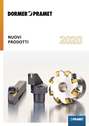 NUOVI PRODOTTI Pramet 2020